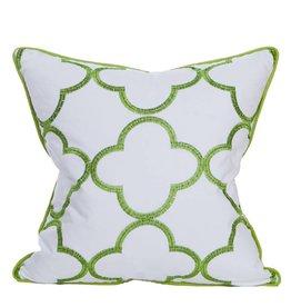 """Coastal Home Pillows 22"""" Whitehall Pillow-Palm"""