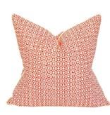 "Coastal Home Pillows Hobe Pillow-Poppy 22"""