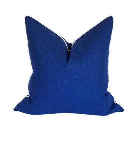 Compliment Pillow Linen Calypso