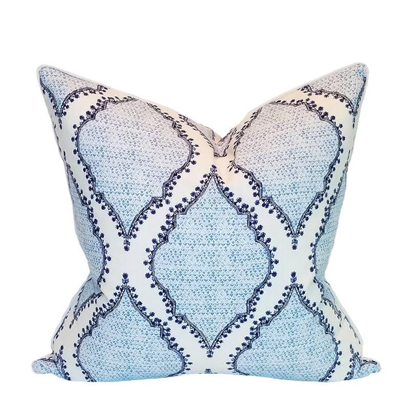 Coastal Home Pillows Cape Cod Collection Spirea Pillow