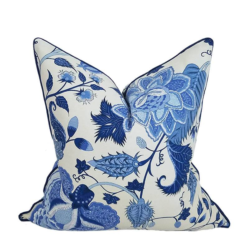 Coastal Home Pillows Jupiter Island Collection Jardiniere Pillow
