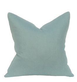 Compliment Linen Pillow-Mineral