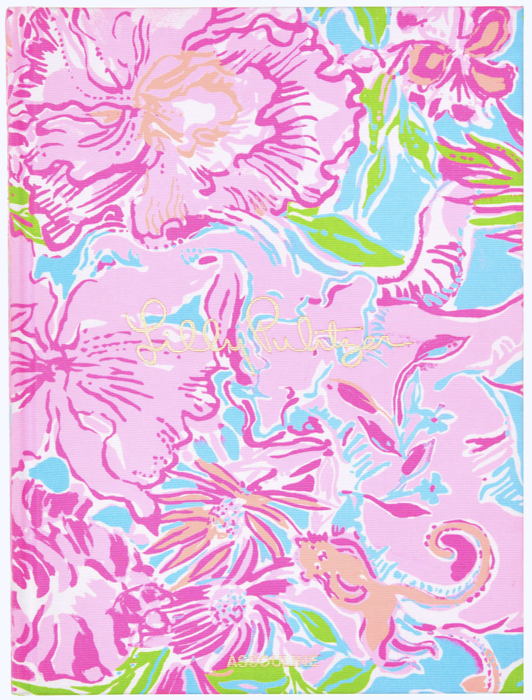 Multi Viva La Lilly-Lilly Pulitzer Book