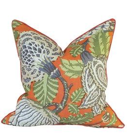 Naples Maitland Tangelo Pillow