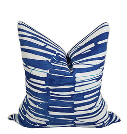 Jupiter Island Collection Beachwood Pillow -Marine