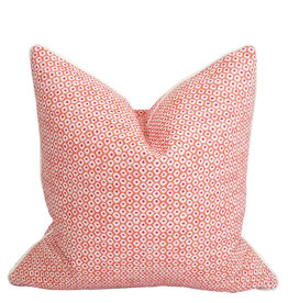 Dottie Cantaloupe Pillow