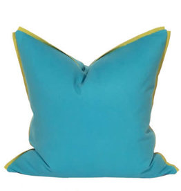 Companion Pillow Cyan