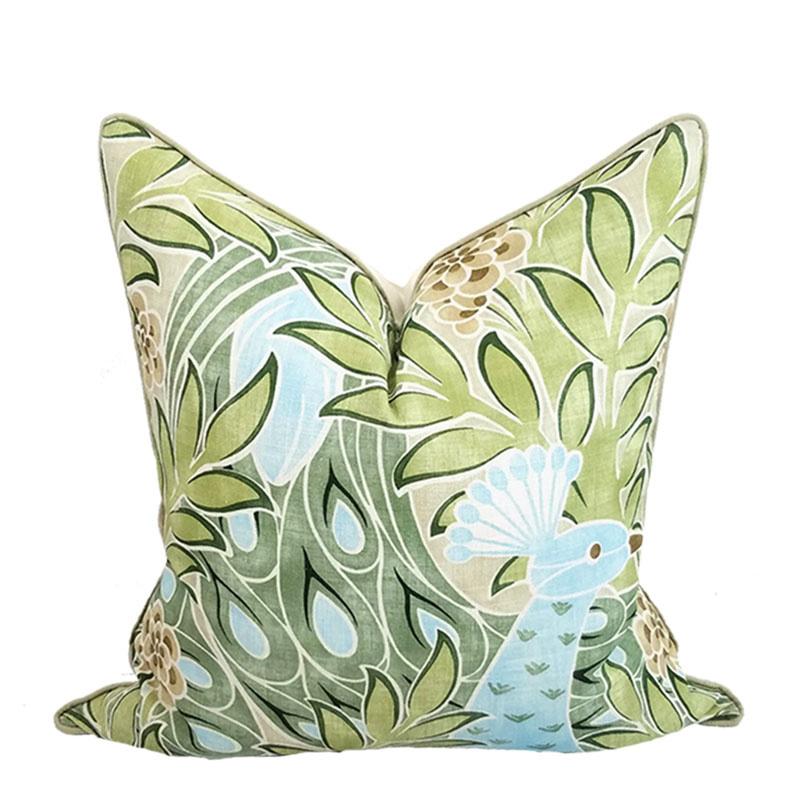 Biscayne Ibises Pillow