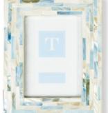 Light Blue Tiled MOP Frame 5 x 7
