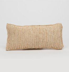 Jasper Natural Lumbar Pillow
