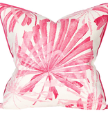 Cove Island Pillow - Pink