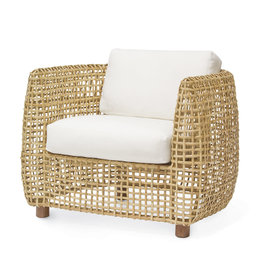 Vero Lounge Chair in Sailcloth Deluxe