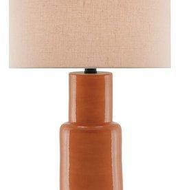 Janeen Table Lamp-Orange