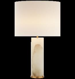 Lineham Table Lamp - Alabaster