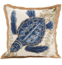 Sea Turtle Pillow