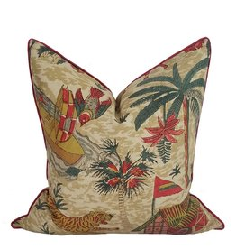 Island Colony Redwood Pillow