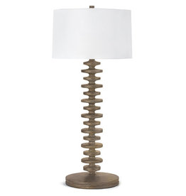 Fishbone Buffet Lamp