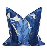 Heliconia Pillow-Marine
