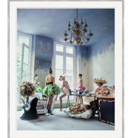 Christian Lacroix's Paris Studio