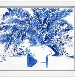 Patio Palm Greece #2