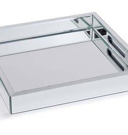 Mirrored Tray-Large