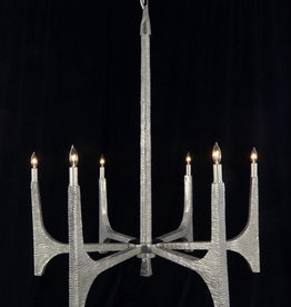 The Arc Six Light Chandelier
