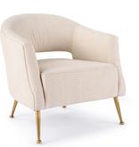 Mimi Linen Chair