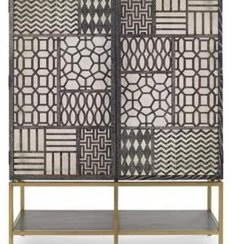 Tito Cabinet Grey