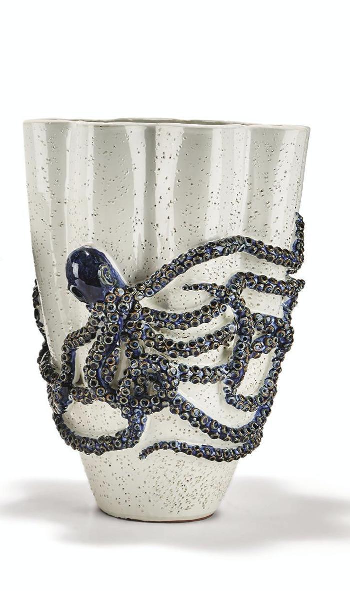 Octopus Vase - Large