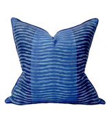Jupiter Island Collection Coriolis Pillow-Marine