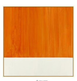 Textured Panel Orange