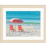 Life is better at the Beach - 40 x 32