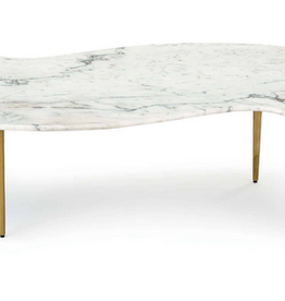 Jagger Marble Cocktail Table