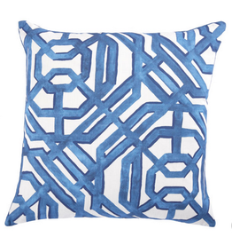 Otto Blue Pillow