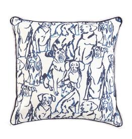 Best Friends Pillow-Bluebelle