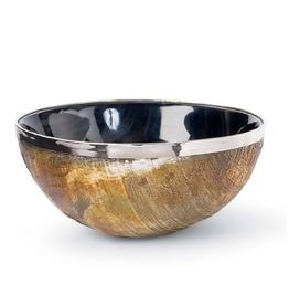 Polished Horn Bowl