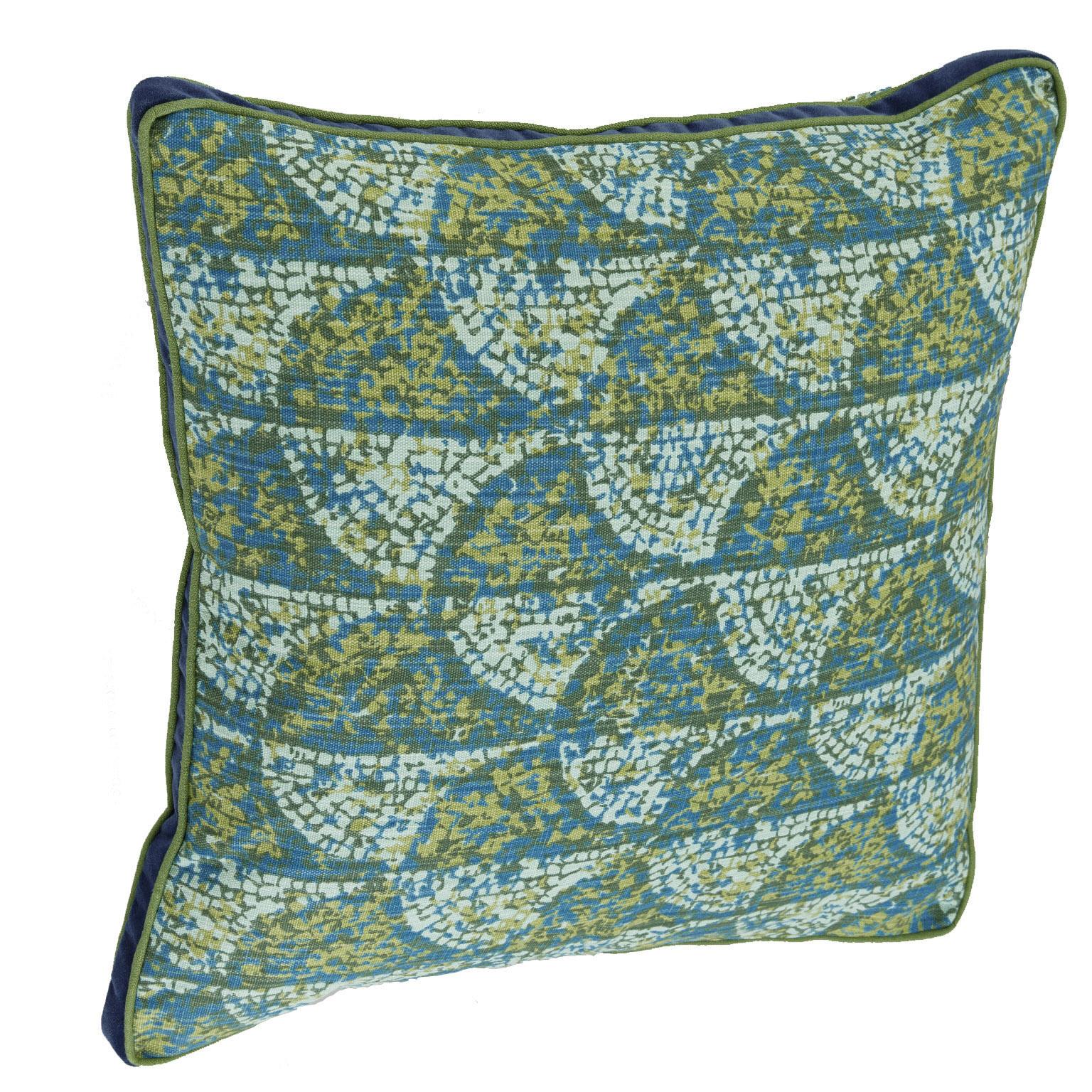 Rhodes Celestial Pillow