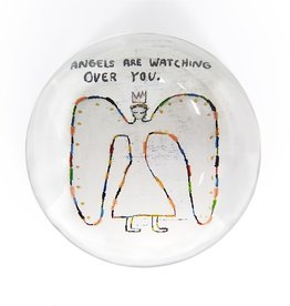 Angels Are Watching Paperweight