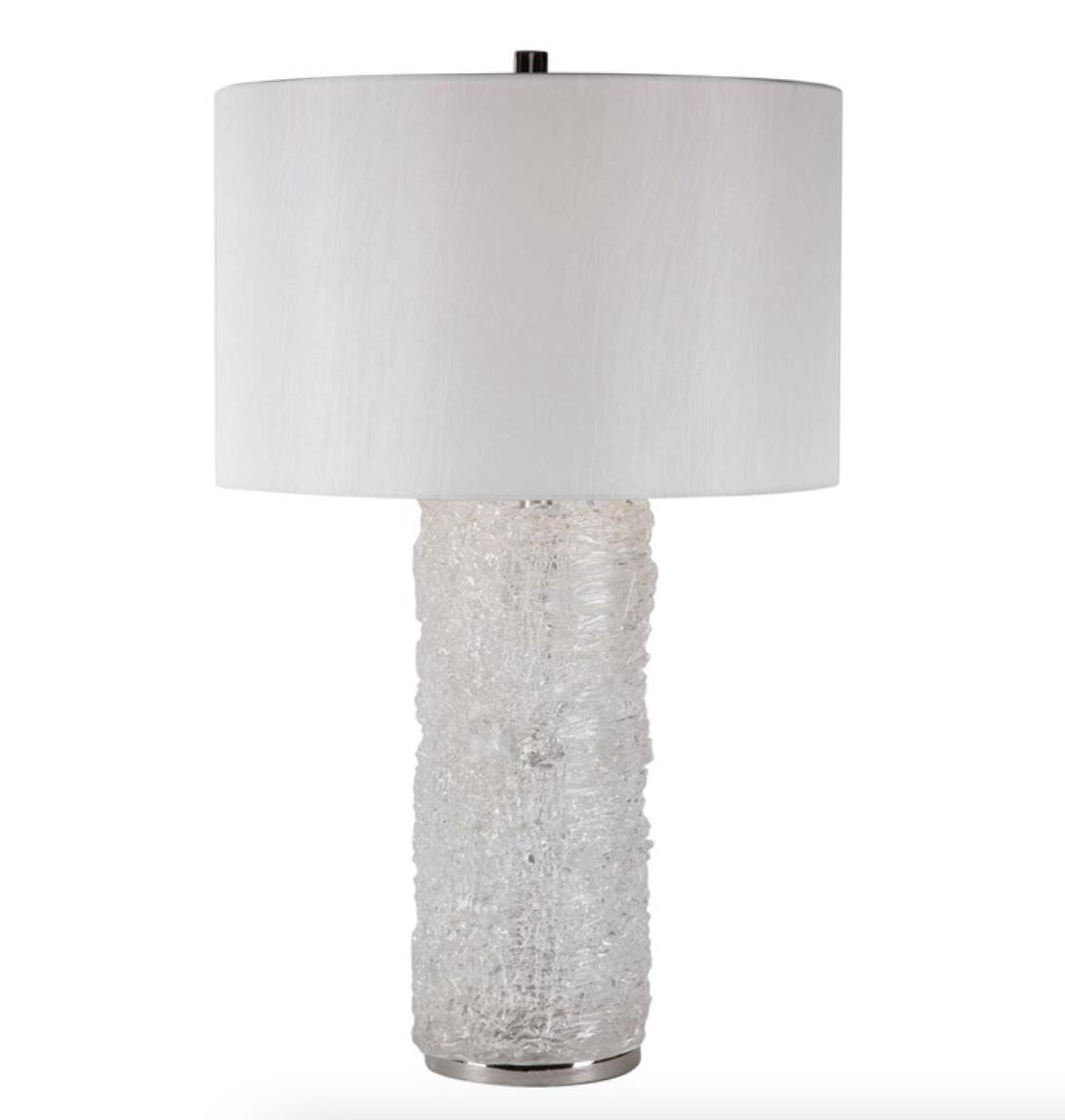 Sleet Table Lamp