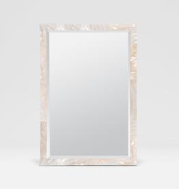 Sidney Kabibe Shell Mirror