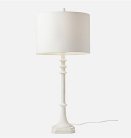 Raziel White Table Lamp