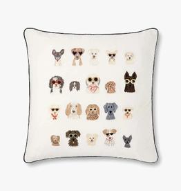 Furry Friends Pillow