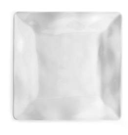QSquared Ruffle Square Dinner Plate