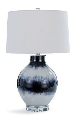 Indigo Table Lamp