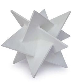Origami Star-White