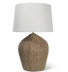 Georgian Table Lamp