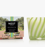 Coconut & Palm 3-Wick Candle 20.2 oz