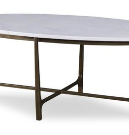 Wilcox Oval Cocktail Table