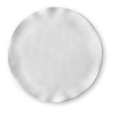 Ruffle Round Platter