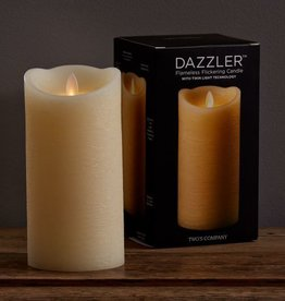 "7"" Dazzler Flickering Candle"